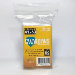 Pack100_Sleeves_Gwardians_41x63