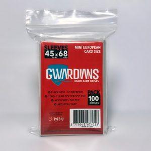 Pack100_Sleeves_Gwardians_45x68